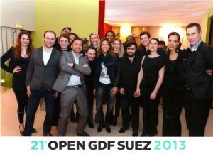Open GDF-Suez avec Amélie Moresmo