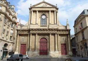 Saint Thomas d'Aquin, Paris