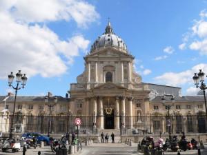 Notre Dame du Val de Grâce, Paris